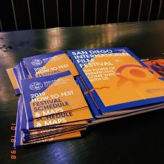 san diego international film fest program book | (c) asienne 2019
