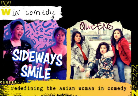 two new comedies redefine asian american women stereotypes