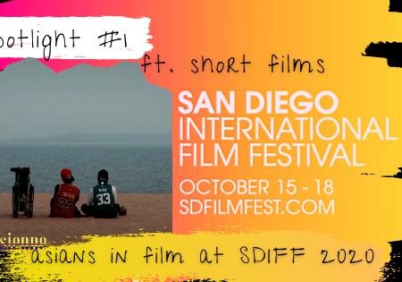 san diego international film fest 2020 featuring asian stories